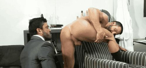 Гей Порно Гиф В Офисе