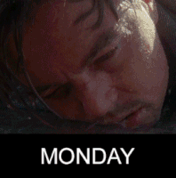 Leonardo Di Caprio perfectly captures a typical week...#FridayFeeling https://t.co/e97YqweHUo