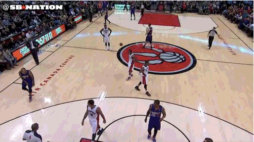 Vote DeMar DeRozan! Quality touch. #NBAVote https://t.co/ygHU5pJGH8