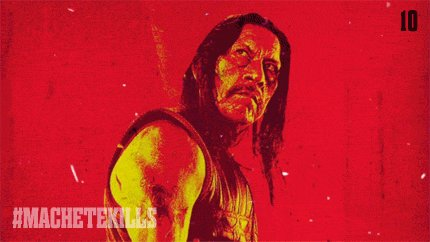 Happy birthday to the actor Danny Trejo. Born May 16, 1944.