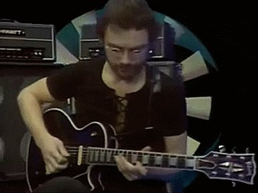 Happy Birthday Robert Fripp of King Crimson