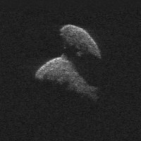 Space quack: NASA gets close look at 650 meters 'rubber duck' asteroid as it passes Earth