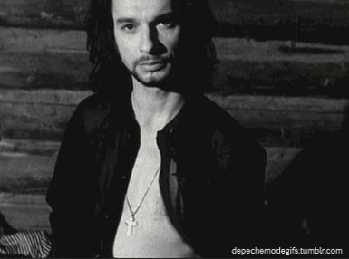 Happy Birthday to the incomparable Dave Gahan!