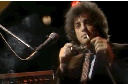 """Bump 1 - \""""My Life\""""  Billy Joel.  Happy Birthday to the Pianoman. Born May 9, 1949!"""