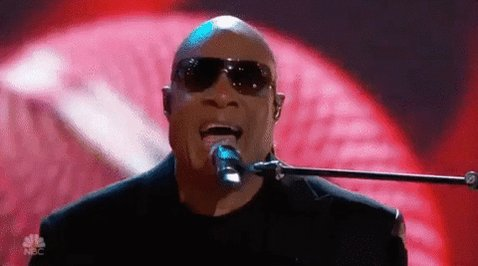 in 1950 Stevie Wonder was born! Happy Birthday!