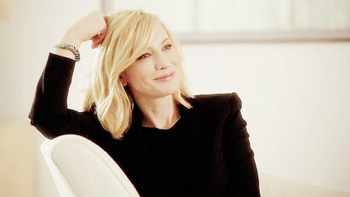Happy Birthday Cate Blanchett  My goddess