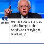 .@SenSanders slammed @realDonaldTrump in tonights #DemDebate. More: https://t.co/AWdqNvkVCy https://t.co/3866XLiHGV