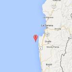 Temblor magnitud 6.4, 48 km al sudoeste de Tongoy https://t.co/uVkhZSazem #temblor https://t.co/VK2WHsWwr6
