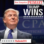 BREAKING NEWS: Fox News projects @realDonaldTrump wins the Republican New Hampshire primary. https://t.co/yZs0QnyXS5