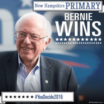 BREAKING NEWS: Fox News projects @SenSanders wins the Democratic New Hampshire primary. https://t.co/1xELYKlawa