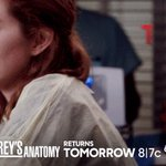 Are you ready? #GreysAnatomy #MeredithStrong https://t.co/taEGG07W8H