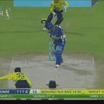 FOUR! Ravi Bopara picks up a low full-toss and dispatches it to midwicket. https://t.co/DEtf2gTJSw #PSLT20 https://t.co/sHZklbr899