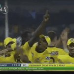 Peshawar beat Karachi by three runs in nail-biter https://t.co/DEtf2gTJSw #PSLT20 https://t.co/c7IRwH8jhp