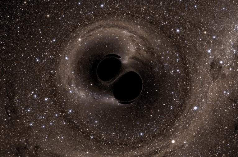 They recorded the sound of two black holes colliding and proved that Einstein was right https://t.co/B6uVapiqsL https://t.co/SaSHRRJ1cl