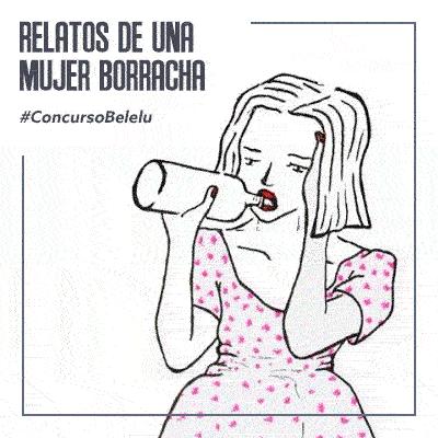 #ConcursoBelelu: ¿Quieres ganar una copia de @RelatosBorracha ¡Comparte este tuit! https://t.co/gHjFuJEBff https://t.co/YKIN8Yny5u