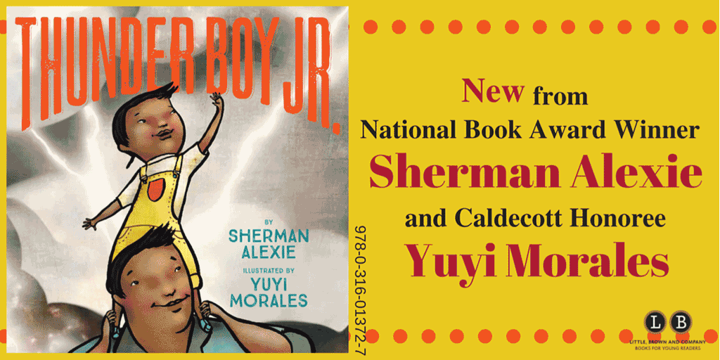 ⚡A book that is sure to light up the sky!⚡ @Sherman_Alexie @yuyimorales https://t.co/1hjLzqwyqj