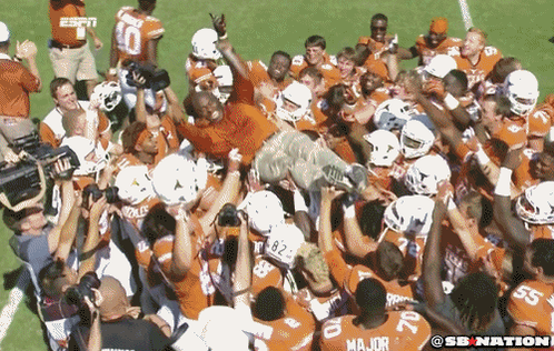 Probably how Charlie Strong feels right about now. https://t.co/RKXtN2cbqf