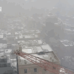 Moment of crane collapse caught on video by area electrician Glenn Zito (📹 by @jjabraham) https://t.co/8TADEyipVZ