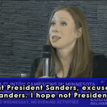 ICYMI: @ChelseaClinton suffered a cringe-worthy slip while stumping for @HillaryClinton https://t.co/N3xUViRn74 https://t.co/rp7KOGvwLP
