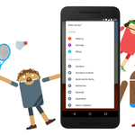 Badminton, CrossFit or Zumba? Whatever gets you moving, #GoogleFit has you covered. https://t.co/Rufjq3CNTt