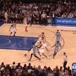 .@kporzee doin work on both ends of the floor. 17p, 10r, & 6b! MEM 87 #Knicks 82 1:12 4Q. #NYKvsMEM https://t.co/yBI55dXSQi