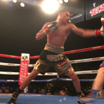 San Antonios rising star @Hector_Tanajara improves his record to 5-0 (3 KOs) 👊🏽💥 Congrats on your UD win! @FilmOnTV https://t.co/PQruF63uyn