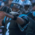 #Panthers QB @CameronNewton is the 2015 AP Offensive Player of the Year!   #NFLHonors #KeepPounding https://t.co/6HVwdQbiLi