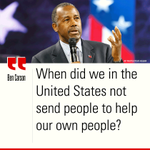 """#BenCarson says he """"will never let go"""" of what happened in Benghazi and #HillaryClintons deceit. #GOPDebate https://t.co/UnXfImKlDw"""