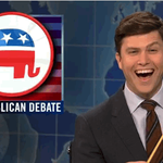 Just about sums it up. @ColinJost #SNL https://t.co/VGqYK9hrHS