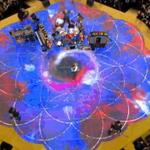 #Ahora l ¡Wow! así se vió Coldplay en el intermedio de #SB50 https://t.co/4a5BOQGFer