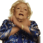 BETTY WHITE DAB https://t.co/wshk5wybmk