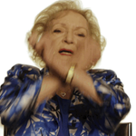 ????Betty White doing the dab ???? ???????????????????????? https://t.co/YkYp3aCWMP