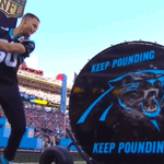 .@StephenCurry30 gets things started! #SB50 #KeepPounding https://t.co/VxPq2mmzRF