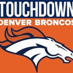 Touchdown Broncos! #SB50 https://t.co/CkDGwywtW1
