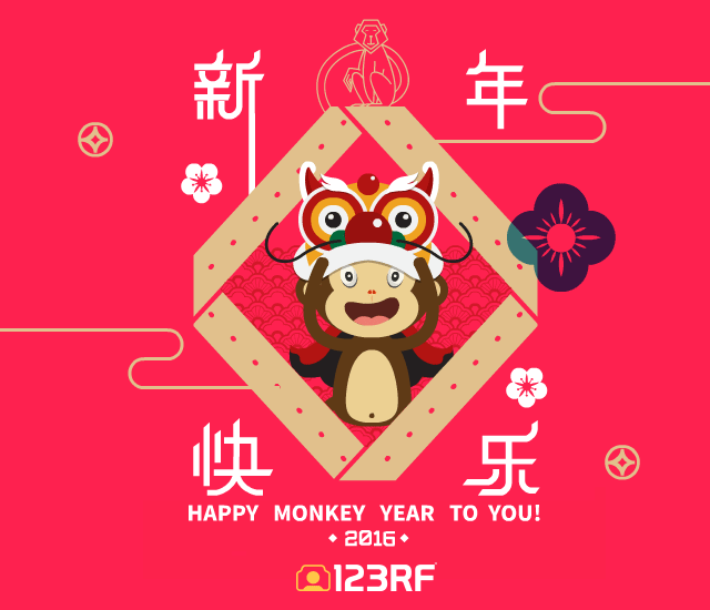 Gong Xi Fa Cai to those who celebrate Chinese New Year! May you have a wonderful and prosperous year of the Monkey. https://t.co/4CzWzgfOzR