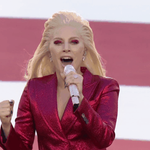 Talk about a high note! Lady Gaga slays the National Anthem at #SB50: https://t.co/zHbUIHdLHd https://t.co/RM8L8eiMMi