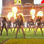 Beyonces #Formation stole the #SB50 halftime show https://t.co/8ATR2STAgm https://t.co/QNtddSaxRJ
