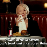 """See Helen Mirren call drunk drivers """"human form of pollution"""" in Budweisers #SB50 ad: https://t.co/4R1yYdwH7E https://t.co/RCa29aQzR8"""