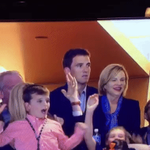 That joyous moment when your brother wins the #SuperBowl https://t.co/iQ4yTmKxbW