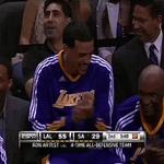 Knicks have fired Derek Fisher! Matt Barnes is sitting somewhere like... https://t.co/P0CVVaSIC5