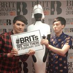 2 WEEKS until #BRITs 2016!! Our Worldwide Live Stream hosts @danisnotonfire & @AmazingPhil will See You There 🐯🎈💗🙊 https://t.co/stRDl4OW6S