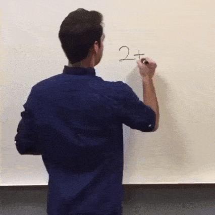 Por esos profesores que parece que tienen prisas por borrar la pizarra. ¿Es por joder no? https://t.co/r2RY4EeHIc