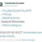Alcanzaremos muchos sueños junt@s!  ❤ Gracias a cada abrahamer por estar siempre aquí. 😉 #EcuadorQuiereTourAYR https://t.co/RSvd3XHPFp