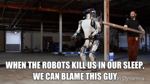 Boston Dynamics create new humanoid robot, then bully it to guarantee our future doom. https://t.co/8cdYDLTmCH https://t.co/xpL9vwJxYX