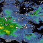 11:34 AM: Enjoy the snow it wont last long its moving east at 35-45 mph. #snOMG https://t.co/nEBvQ6Ne94