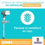 ¿Sabe cuáles son las siete infracciones que sancionan las cámaras de Fotodetección en #Medellín? https://t.co/H8Fe1fhpvj