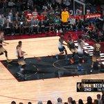 REPLAY: @kporzee crushes this 2-handed jam! #KnicksTOthe6 #BBVARisingStars https://t.co/MIVhYm3z6B