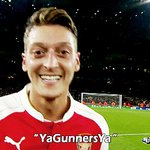 """Wenger: """"When I saw @MesutOzil1088 take the free-kick, I thought we have a chance, because his delivery is quality."""" https://t.co/CZGqXTKHW9"""