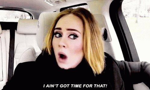 .@Adele when the sound went out for a moment... #Grammys https://t.co/JZVCxvYrnW