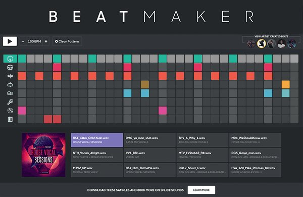 launching Beat Maker, a free & fun web based drum machine https://t.co/5n1JExWhAk plz RT & share beats! https://t.co/FT8ijJ6QCU